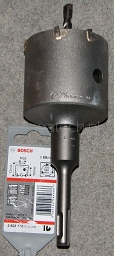 BOSCH koronka korona do betonu 68 mm SDS-PLUS